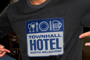 Another Town Hall Hotel T-Shirt