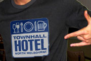 Town Hall Hotel T-Shirt